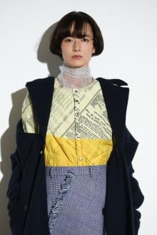mintdesigns 2018-19AW 東京コレクション 画像47/62
