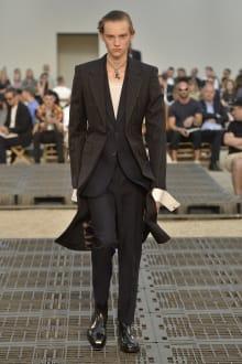 Alexander McQueen -Men's- 2019SS パリコレクション 画像1/41