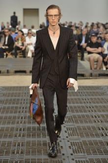 Alexander McQueen -Men's- 2019SS パリコレクション 画像6/41