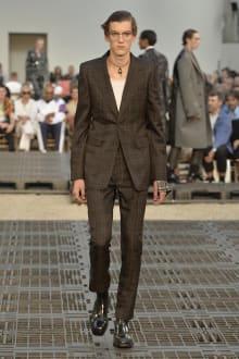Alexander McQueen -Men's- 2019SS パリコレクション 画像15/41
