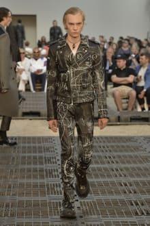 Alexander McQueen -Men's- 2019SS パリコレクション 画像17/41