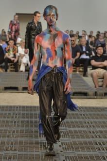 Alexander McQueen -Men's- 2019SS パリコレクション 画像20/41