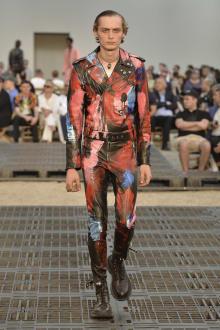 Alexander McQueen -Men's- 2019SS パリコレクション 画像22/41