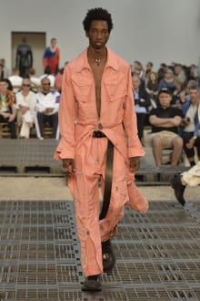 Alexander McQueen -Men's- 2019SS パリコレクション 画像24/41