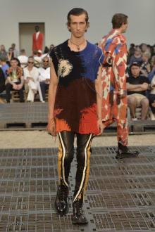 Alexander McQueen -Men's- 2019SS パリコレクション 画像28/41