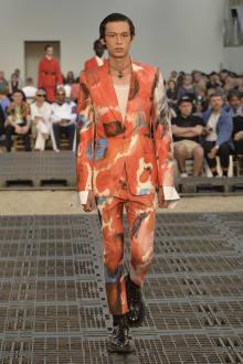 Alexander McQueen -Men's- 2019SS パリコレクション 画像29/41