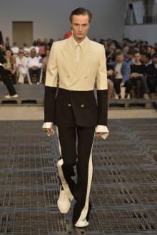 Alexander McQueen -Men's- 2019SS パリコレクション 画像34/41