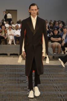 Alexander McQueen -Men's- 2019SS パリコレクション 画像37/41