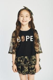 BAPE KIDS® 2018-19AWコレクション 画像4/28