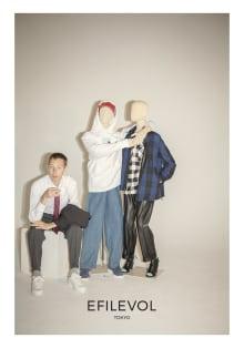 EFILEVOL 2019SS Pre-Collectionコレクション 画像1/11