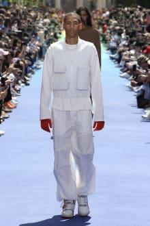 LOUIS VUITTON -Men's- 2019SS パリコレクション 画像17/56