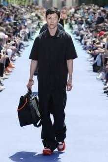 LOUIS VUITTON -Men's- 2019SS パリコレクション 画像46/56
