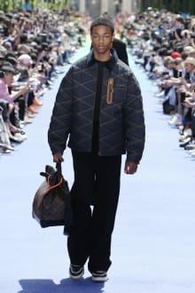 LOUIS VUITTON -Men's- 2019SS パリコレクション 画像47/56
