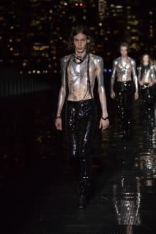 SAINT LAURENT -Men's- 2019SSコレクション 画像76/87