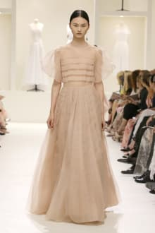 Dior 2018-19AW Couture パリコレクション 画像22/71