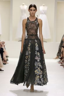 Dior 2018-19AW Couture パリコレクション 画像33/71