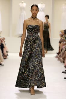 Dior 2018-19AW Couture パリコレクション 画像34/71