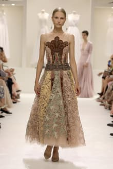 Dior 2018-19AW Couture パリコレクション 画像36/71