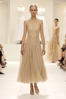Dior 2018-19AW Couture パリコレクション 画像56/71