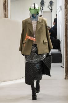 Maison Margiela 2018-19AW Couture パリコレクション 画像12/32