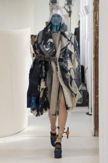 Maison Margiela 2018-19AW Couture パリコレクション 画像13/32