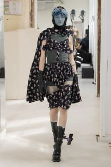 Maison Margiela 2018-19AW Couture パリコレクション 画像14/32