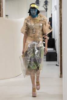 Maison Margiela 2018-19AW Couture パリコレクション 画像24/32