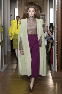 VALENTINO 2018-19AW Couture パリコレクション 画像6/82