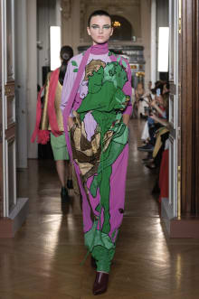 VALENTINO 2018-19AW Couture パリコレクション 画像12/82