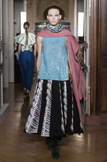 VALENTINO 2018-19AW Couture パリコレクション 画像20/82