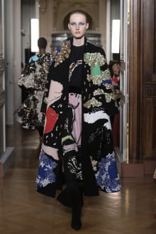 VALENTINO 2018-19AW Couture パリコレクション 画像25/82