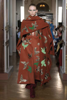 VALENTINO 2018-19AW Couture パリコレクション 画像28/82