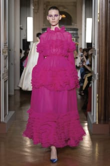 VALENTINO 2018-19AW Couture パリコレクション 画像38/82