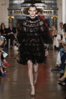 VALENTINO 2018-19AW Couture パリコレクション 画像40/82