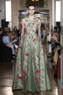 VALENTINO 2018-19AW Couture パリコレクション 画像48/82