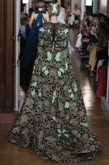 VALENTINO 2018-19AW Couture パリコレクション 画像53/82