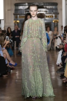 VALENTINO 2018-19AW Couture パリコレクション 画像56/82