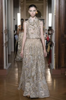 VALENTINO 2018-19AW Couture パリコレクション 画像63/82