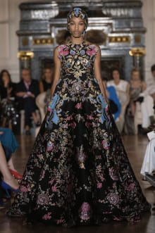 VALENTINO 2018-19AW Couture パリコレクション 画像67/82