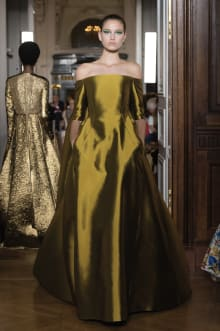 VALENTINO 2018-19AW Couture パリコレクション 画像69/82