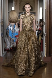 VALENTINO 2018-19AW Couture パリコレクション 画像72/82