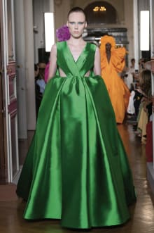 VALENTINO 2018-19AW Couture パリコレクション 画像80/82