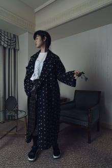 YUMIGETA 2018-19AWコレクション 画像5/25