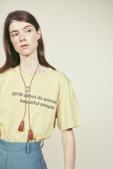 beautiful people 2019SS Pre-Collectionコレクション 画像42/48