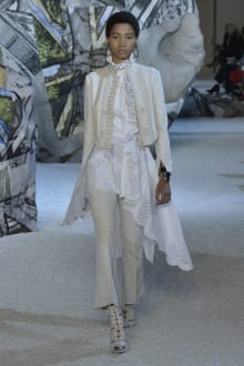 Alexander McQueen 2019SS パリコレクション 画像26/41