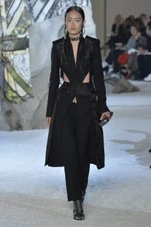Alexander McQueen 2019SS パリコレクション 画像34/41
