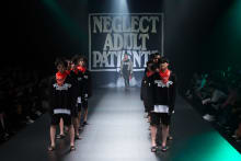 NEGLECT ADULT PATIENTS 2019SS 東京コレクション 画像4/75