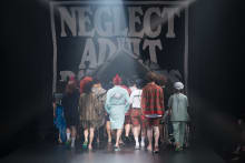 NEGLECT ADULT PATIENTS 2019SS 東京コレクション 画像54/75