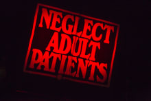 NEGLECT ADULT PATIENTS 2019SS 東京コレクション 画像75/75