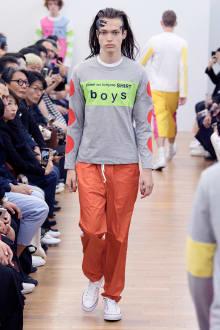 COMME des GARÇONS SHIRT BOYS 2019SSコレクション 画像14/14